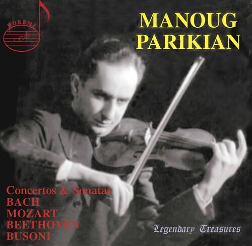 【輸入盤CD】【送料無料】Mozart/Parikian / Concertos & Sonatas (Box) (4PK)【K2020/1/3発売】