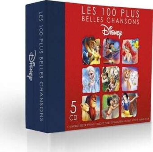 【輸入盤CD】VA / Les 100 Plus Belles Chansons De Disney【K2019/12/6発売】