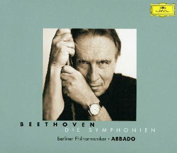 【送料無料】ベートーヴェン:交響曲全集 アバド / BPO 他[CD][5枚組]