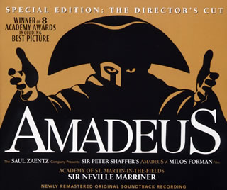 Amadeus / original sound truck board (director's cut version) [CD] [Class two pieces]
