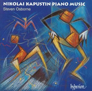카프스틴:피아노・소나타 제 1번・ 제2번 오스본(P)[CD]