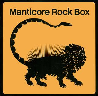 【送料無料】マンティコア・ロック・ボックス[CD][6枚組][初回出荷限定盤(2000セット生産限定)]