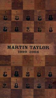 【国内盤CD】マーティン・テイラー / マーティン・テイラー 1999-2004[6枚組][初回出荷限定盤]