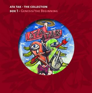 【国内盤CD】【送料無料】ATA TAK ザ・コレクション・ボックス1[5枚組][初回出荷限定盤(完全限定プレス500セット)]
