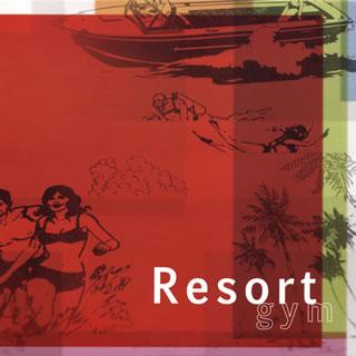 gym(고토차리&야마키 히데오) / Resort[CD]