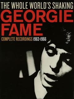 【国内盤CD】【送料無料】ジョージィ・フェイム / コンプリート・レコーディング1963-1966[5枚組][初回出荷限定盤]