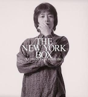 【国内盤CD】【送料無料】甲斐バンド / 甲斐よしひろ / KAI BAND&YOSHIHIRO KAI NEW YORK BOX [CD+BD][8枚組][初回出荷限定盤]【J2016/6/29発売】