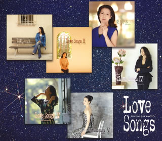 【送料無料】坂本冬美 / LOVE SONGS BOX [CD+DVD][7枚組][初回出荷限定盤(限定盤)]【J2017/12/6発売】