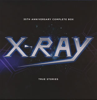 【送料無料】X-RAY / X-RAY 35th ANNIVERSARY COMPLETE BOX~完全制覇~ [CD+DVD][10枚組]【J2018/6/20発売】 【★】