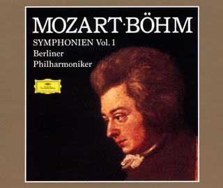 【送料無料】モーツァルト:交響曲全集Vol.1 ベーム / BPO[DVD][4枚組][初回出荷限定盤]【K2018/12/19発売】