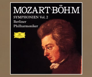 【送料無料】モーツァルト:交響曲全集Vol.2 ベーム / BPO[DVD][4枚組][初回出荷限定盤]【K2018/12/19発売】