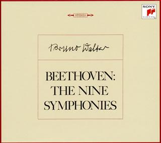 【国内盤CD】ベートーヴェン:交響曲全集 / ヴァイオリン協奏曲 ワルター / コロンビアso. 他[9枚組][初回出荷限定盤]【K2019/11/27発売】