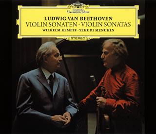 【国内盤DVD】【送料無料】ベートーヴェン:ヴァイオリン・ソナタ全集 他 メニューイン(VN) ケンプ(P)[DVD][3枚組][初回出荷限定盤]【DM2019/12/18発売】
