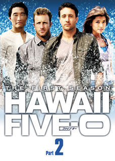 【送料無料】Hawaii Five-O DVD-BOX Part2 (DVD)[6枚組]