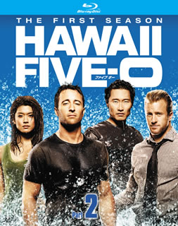【送料無料】Hawaii Five-O Blu-ray BOX Part2(ブルーレイ)[6枚組]