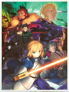 【送料無料】Fate / Zero Blu-ray Disc Box I(ブルーレイ)[5枚組]
