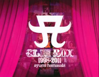 【送料無料】浜崎あゆみ / A CLIP BOX 1998-2011〈4枚組〉(ブルーレイ)