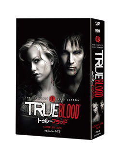 【送料無料】トゥルーブラッド ファースト・シーズン DVD コンプリート・ボックス (DVD)[6枚組]