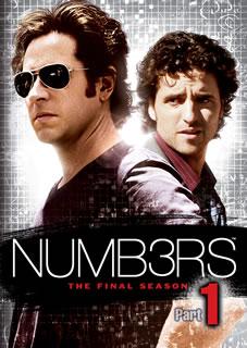 【送料無料】NUMB3RS ナンバーズ 天才数学者の事件ファイル ファイナル・シーズン コンプリートDVD-BOX Part1(DVD)[4枚組]