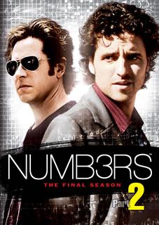 【送料無料】NUMB3RS ナンバーズ 天才数学者の事件ファイル ファイナル・シーズン コンプリートDVD-BOX Part2 (DVD)[4枚組]