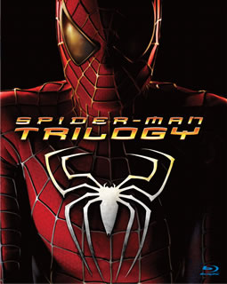 【送料無料】ブルーレイ スパイダーマンTM トリロジーBOX(ブルーレイ)[4枚組]