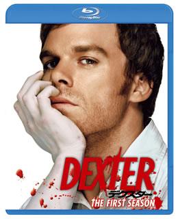 【国内盤ブルーレイ】 【送料無料】デクスター シーズン1 Blu-ray BOX[4枚組]