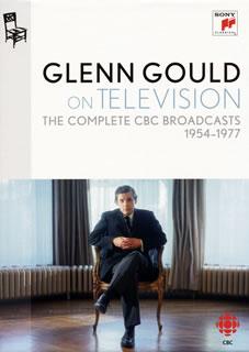 【送料無料】 グレン・グールド・オン・テレヴィジョン~カナダ放送協会全映像1954-1977〈完全生産限定盤・10枚組〉 (DVD)[10枚組][初回出荷限定]