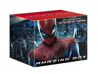 【国内盤ブルーレイ】 【送料無料】アメイジング・スパイダーマンTM アメイジングBOX[5枚組]
