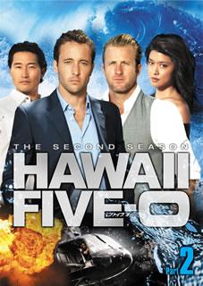 【送料無料】Hawaii Five-O シーズン2 DVD-BOX Part2 (DVD)[5枚組]