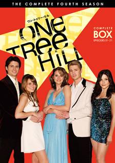 【送料無料】One Tree Hill / ワン・トゥリー・ヒル フォース・シーズン コンプリート・ボックス (DVD)[10枚組]