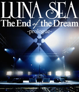 【送料無料】LUNA SEA / WOWOW Presents LUNA SEA TV SPECIAL-The End of the Dream-(仮)(ブルーレイ)