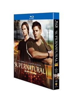 【送料無料】SUPERNATURAL VIII スーパーナチュラル エイト・シーズン コンプリート・ボックス(ブルーレイ)[4枚組]