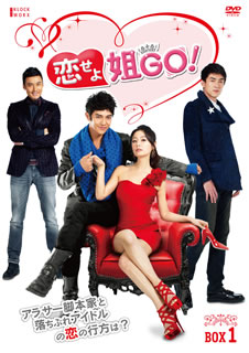 【送料無料】恋せよ姐GO! DVD-BOX1[DVD][6枚組], いぶしの館 なかよしミート:787f5f34 --- data.gd.no