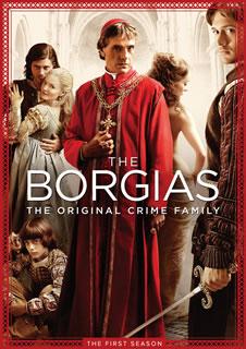 【送料無料】ボルジア家 愛と欲望の教皇一族 ファースト・シーズン[DVD][4枚組]