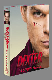 【送料無料】デクスター シーズン7 コンプリートBOX[DVD][6枚組]