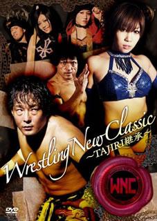 【送料無料】Wrestling New Classic~TAJIRI継承~(DVD)(2枚組)