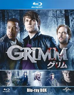 【送料無料】GRIMM グリム Blu-ray BOX(ブルーレイ)[5枚組]