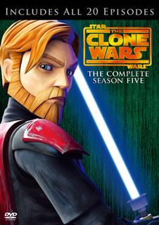 【送料無料】スター・ウォーズ:クローン・ウォーズ フィフス・シーズン コンプリート・ボックス(DVD)(3枚組)(初回出荷限定)