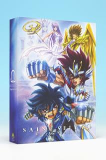 【送料無料】聖闘士星矢Ω 新生聖衣編 DVD-BOX[DVD][6枚組]