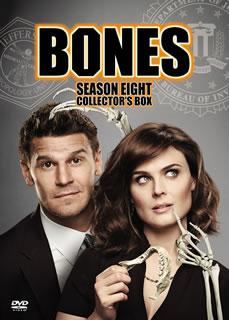 【送料無料】BONES-骨は語る- シーズン8 DVDコレクターズBOX(DVD)(13枚組), プロアシストリサイクル e023b6b6
