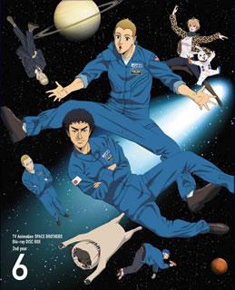 【送料無料】宇宙兄弟 Blu-ray DISC BOX 2nd year 6(ブルーレイ)[3枚組][初回出荷限定]