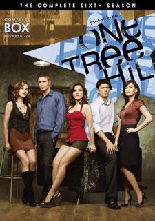【送料無料】One Tree Hill / ワン・トゥリー・ヒル シックス・シーズン コンプリート・ボックス(DVD)(12枚組)