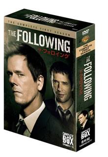 【送料無料】ザ・フォロイング ファースト・シーズン DVD DVD コンプリート・ボックス[DVD][8枚組], オオスカチョウ:c6700c63 --- data.gd.no