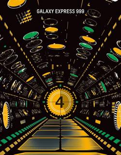 【送料無料】松本零士画業60周年記念 銀河鉄道999 テレビシリーズ Blu-ray BOX-4(ブルーレイ)[3枚組]