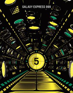 【送料無料】松本零士画業60周年記念 銀河鉄道999 テレビシリーズ Blu-ray BOX-5(ブルーレイ)[3枚組]