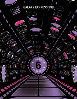 【送料無料】松本零士画業60周年記念 銀河鉄道999 テレビシリーズ Blu-ray BOX-6(ブルーレイ)[3枚組]