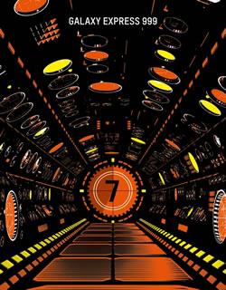【国内盤ブルーレイ】 【送料無料】松本零士画業60周年記念 銀河鉄道999 テレビシリーズ Blu-ray BOX-7[3枚組]