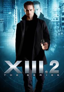 【送料無料】 XIII2:THE SERIES サーティーン2:ザ・シリーズ DVD-BOX[DVD][5枚組]
