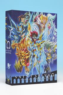【国内盤ブルーレイ】 【送料無料】聖闘士星矢Ω Ω覚醒編 Blu-ray BOX[3枚組]