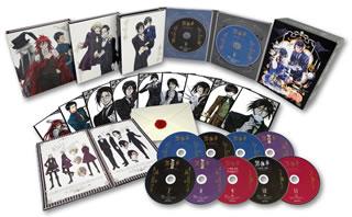 【国内盤ブルーレイ】 【送料無料】黒執事 Blu-ray Disc BOX[10枚組][初回出荷限定]